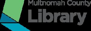 Multnomah County Library Logo