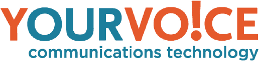 YOURVOICE Communications Technology Logo