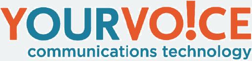 YOURVOICE Communications Technology Logo